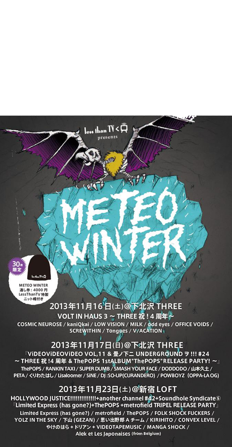 Meteo winter